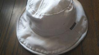 愛用している帽子