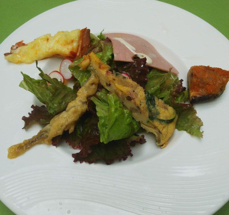 ラ・クチネッラ・ディ・ヤマモトの前菜