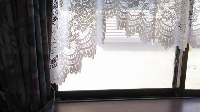 リノベ予定の出窓