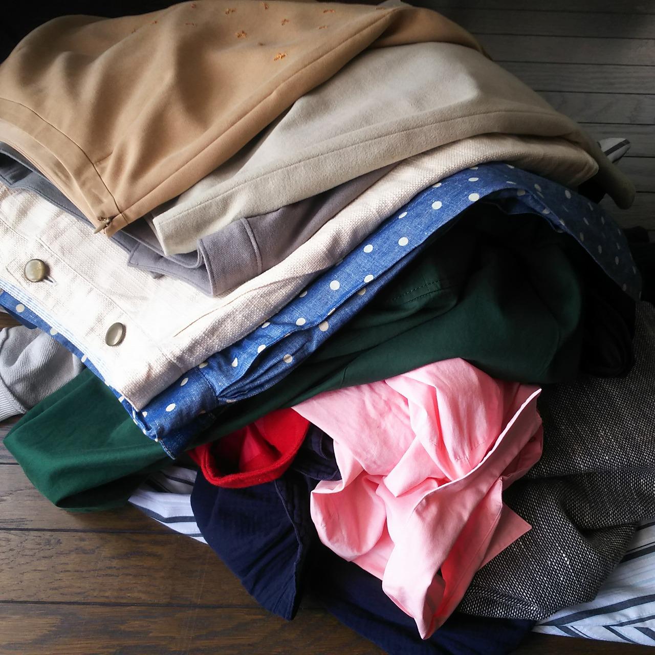 ときめかない衣類