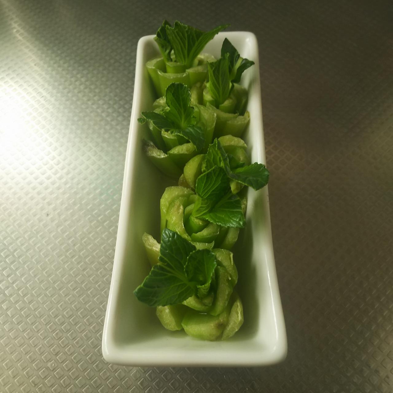 5日目のリボベジ小松菜